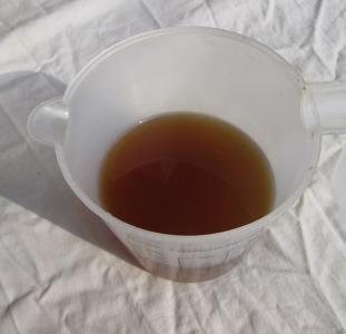 Напитки Сок мухомора ферментированный.