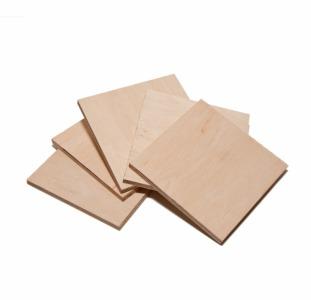 Заготовки из шлифованной фанеры 10х10 см для декупажа, пирографии, продам в Харькове, доставка