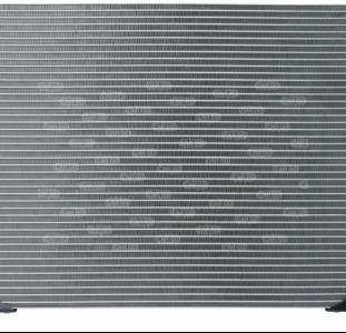 Радиатор кондиционера Ниссан примастар Nissan Primastar фургон (X83) dCi 90 120, (2006-...)