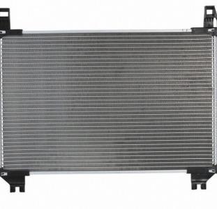 Радиатор кондиционера Тойота ярис 1.0 1.3 1.5 Toyota Yaris (P13_), (2010-...)