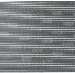 Радиатор кондиционера Фиат панда 1.1 1.2 Fiat Panda (169), Panda Van (169), (2003-...)