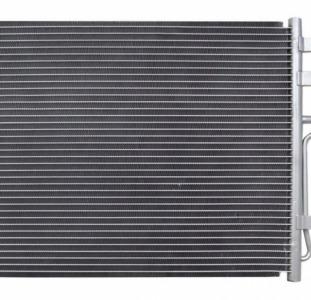Радиатор кондиционера Хендай элантра i30 1.5 1.6 2.0 Hyundai Elantra, i30 (FD), (2000-...)