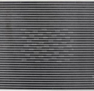 Радиатор кондиционера Киа рио 1.1 1.4 дизель Kia Rio III (UB) CRDi (2011-...)