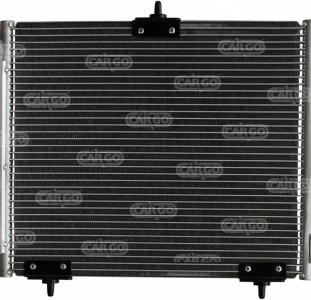 Радиатор кондиционера Ситроен 1.1 1.2 1.4 1.6 Citroen C2 C3 C4 DS3, (2002-..)