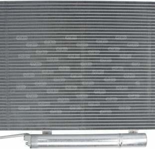 Радиатор кондиционера Фольксваген гольф 3 вариант 1.9 дизель Volkswagen Golf III (1H5), (1993-1999)