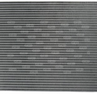 Радиатор кондиционера Ниссан кубистар 1.2 Nissan Kubistar (X76), (2003-2009)