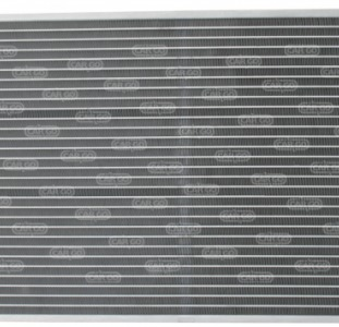 Радиатор кондиционера Фиат браво пунто 1.2 1.3 1.4 1.6 1.9 2.0 Fiat Bravo II, Punto Evo (199), (2005