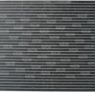 Радиатор кондиционера Фиат панда 1.1 1.2 1.3 1.4 Fiat Panda (169) (2003-...)