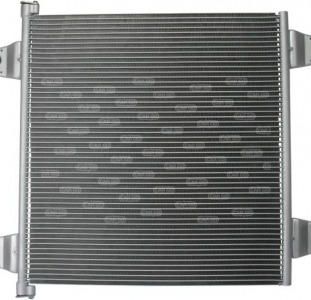 Радиатор кондиционера Даф XF 105 Daf XF105, (2005-...)