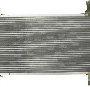 Радиатор кондиционера Мазда 6 1.8 2.0 2.3 Mazda 6 (GG) (2002-2007)