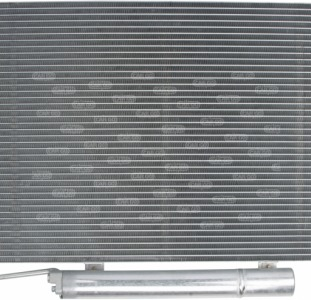 Радиатор кондиционера Мерседес Mercedes-Benz A-Class W169, B-Class W245 (2004-2012)
