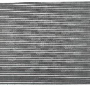 Радиатор кондиционера Опель мерива 1.3 1.6 1.7 Opel Meriva CDTi (2003-2010)