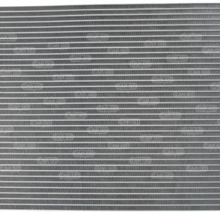 Радиатор кондиционера Хендай туссан 2.0 2.7 Hyundai Tucson (JM), (2004-2010)