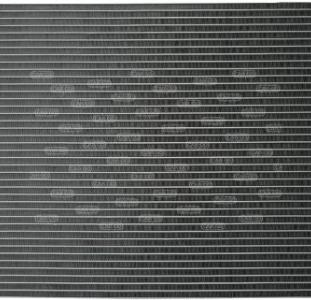 Радиатор кондиционера Дачия дастер логан сандеро 1.2 1.4 1.5 1.6 Dacia Duster Logan (2006-...)