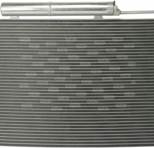 Радиатор кондиционера Мерседес A150 A160 A170 A180 Mercedes A-Class W169, B-Class W245, (2004-...)