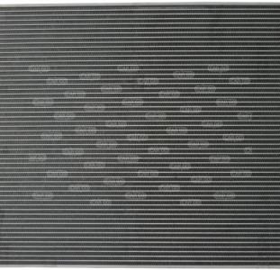 Радиатор кондиционера Хендай i30 1.4 1.6 дизель Hyundai i30 (GD), (2011-...)