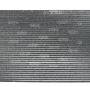 Радиатор кондиционера на Форд фокус 1.4 1.6 1.8 2.0 Ford Focus (1998-2004)