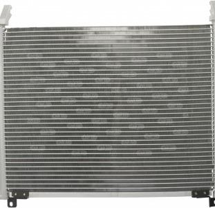 Радиатор кондиционера Ниссан микра 1.2 Nissan Micra IV (K13) 1.2 (2010-...)