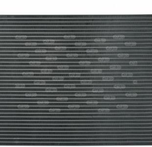 Радиатор кондиционера Форд фиеста фьюжн 1.25 1.3 1.4 1.6 Ford Fiesta V, Fusion (JU_), (2001-...)