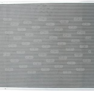 Радиатор кондиционера Тойота авенсис королла 2.0 2.2 2.4 Toyota Avensis T25, Corolla (2003-2009)