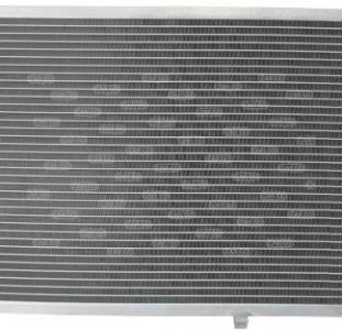 Запчасти Радиатор кондиционера на Форд фиеста 1.25 1.4 1.6 Ford Fiesta VI (2008-...)