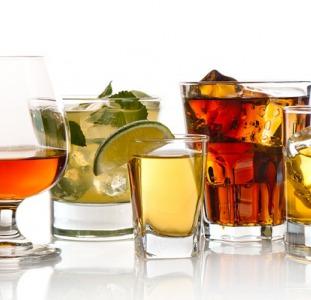 Алкогольные напитки ОТЛИЧНОГО КАЧЕСТВА