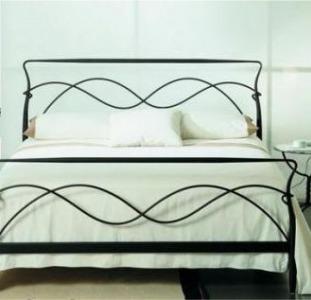 Кровать кованая Нова