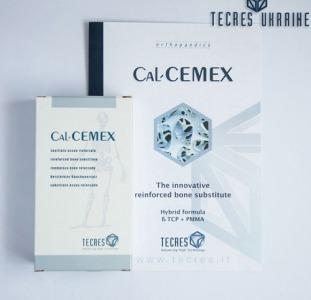 Заменитель костной ткани Cal-Cemex Tecres