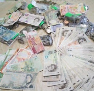 Новозеландский доллар, тайваньские доллары, малазийский ринггит и другие валюты мира Харьков.