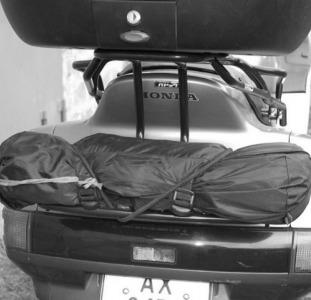 Багажные системы на мотоцикл. Боковые рамки для мотоцикла.