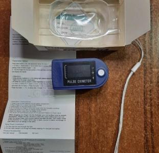 Пульсоксиметр Pulse Oximeter Original на палец