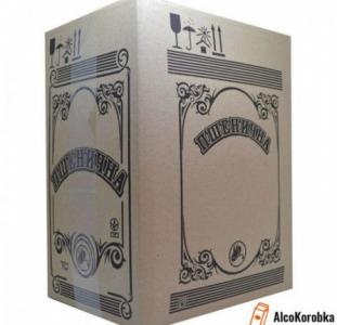 Продается Водка Пшеничная в тетрапаке, 10 л 300 грн.