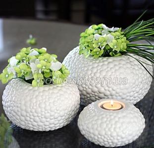 Скидки! Керамические вазы для цветов, декор из коллекции Этна.