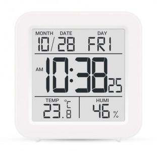 Климатическая техника Цифровые комнатные термогигрометры, термометры уличные, барометры, метеостанции