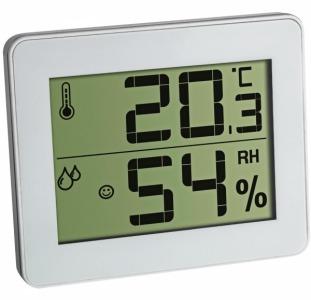 Акция! Термометры комнатные, метеостанции для дома, термогигрометры купить Украина
