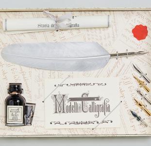 Набор для каллиграфического письма LaKalligrafika Италия - подарок юристу