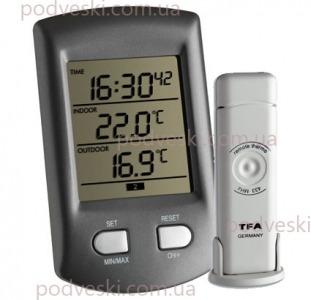 Электронные термометры, оконные термогигрометры, домашние метеостанции с гарантией