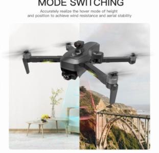 Отдых Квадрокоптер SG906 Max PRO 3 + Кейс GPS 3-x осевая стабилизация Wi-Fi