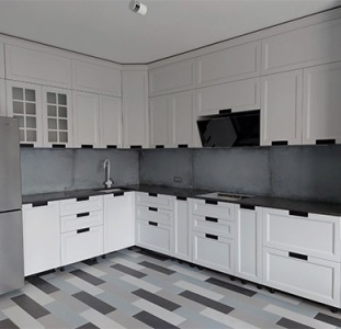 Кухонна столешня з кварциту
