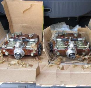 Ремкомплект ПНВТ (ТНВД) сб. 20-27-004 двигуна УТД-20