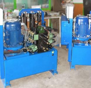 Разработка и производство гидростанций с возможным применением пропорциональной аппаратуры