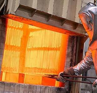 Услуги термической обработки стали в Днепре
