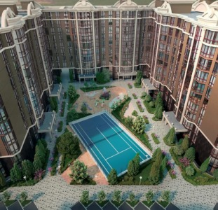 Купить 3-х комнатную квартиру в ЖК София Residence