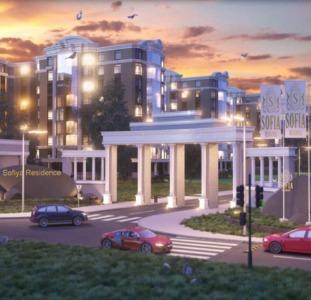 Продажа 2-х комнатной квартиры в ЖК София Residence от Мартынова в Киеве