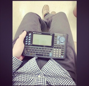 Инженерный калькулятор графический TI-92 Texas Instruments