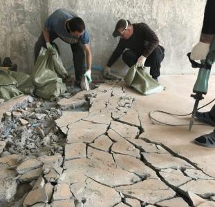 Автоуслуги Вывоз вынос мусора демонтаж уборка участка территории спил покос травы Одеса