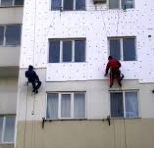 Утепление стен,утепление подъездов , фасадов высотные роботы Одесса