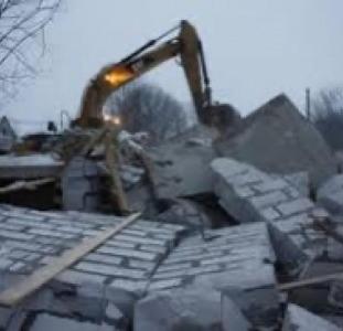 Демонтажные работы под ключ в Киеве, недорого