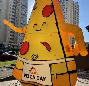 Услуги для бизнеса Надувная реклама пицца