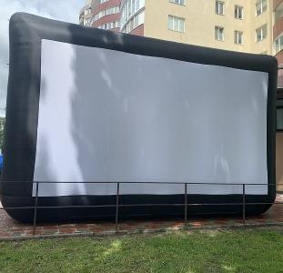 Услуги для бизнеса Надувной экран для уличного кинотеатра